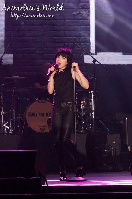 Carly Rae Jepsen Live in Manila