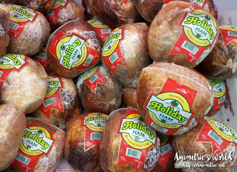 CDO Holiday Whole-Meat Ham