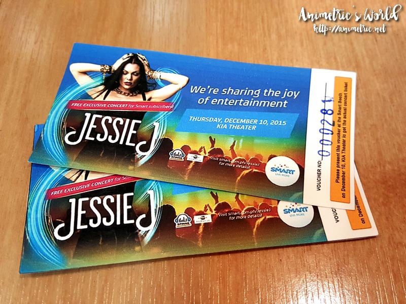 Jessie J Live in Manila