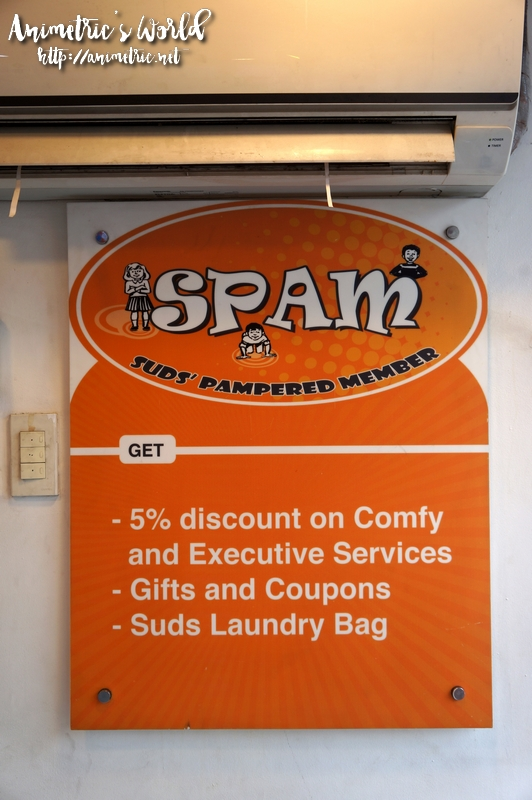 Suds Laundry and Dry Cleaning