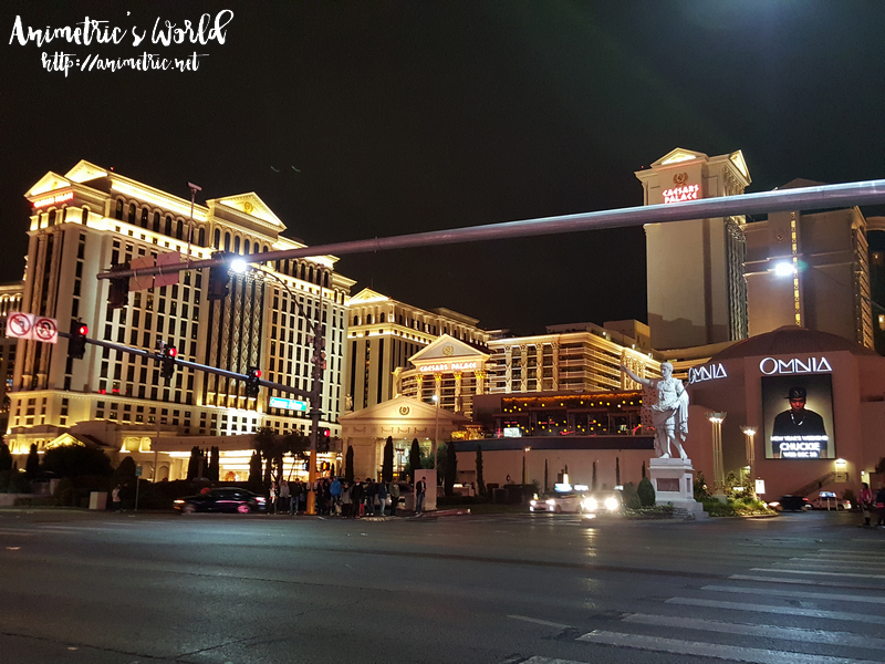 Caesar's Palace Las Vegas Review