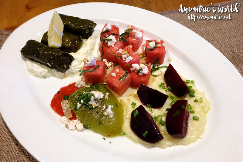 Cyma Greek Taverna New Menu