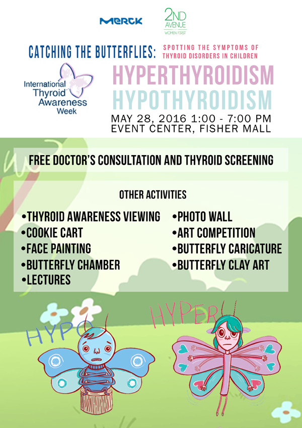 International Thyroid Awareness Week