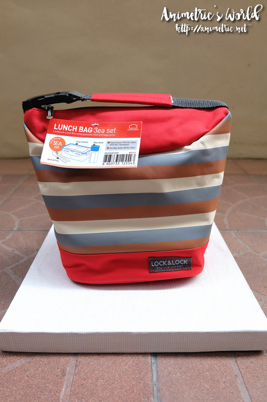 Lock and Lock Lunch Bag
