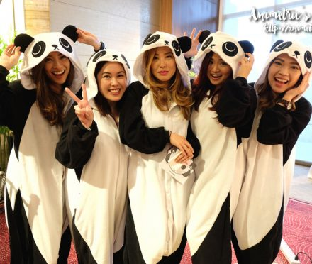Tonymoly Pandas Dream Collection