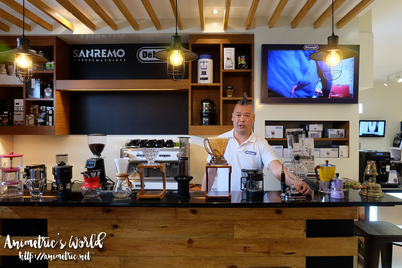 Delonghi Coffee Workshop