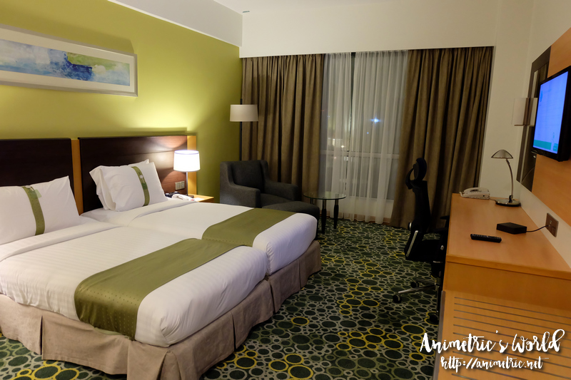 Holiday Inn Melaka Review
