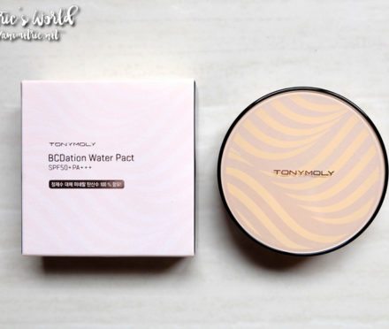 Tonymoly BCDation Water Pact