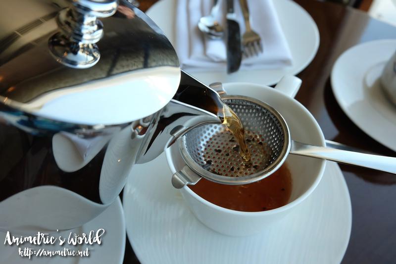 Marco Polo Ortigas Afternoon Tea