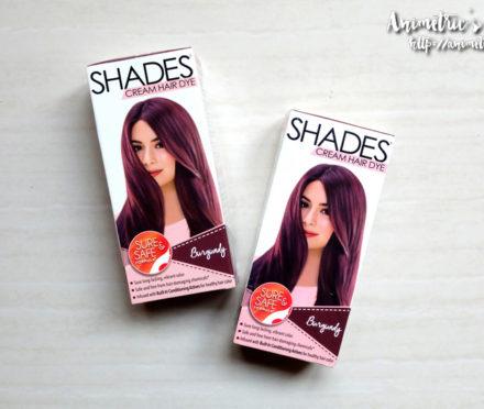 Shades Cream Hair Dye
