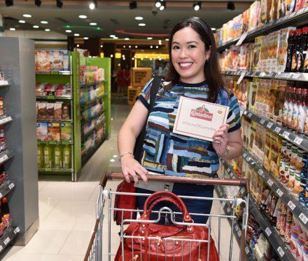 Contadina Supermarket Raid