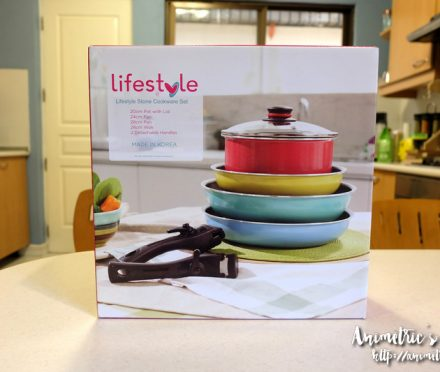 Lifestyle Stone Cookware Set Review