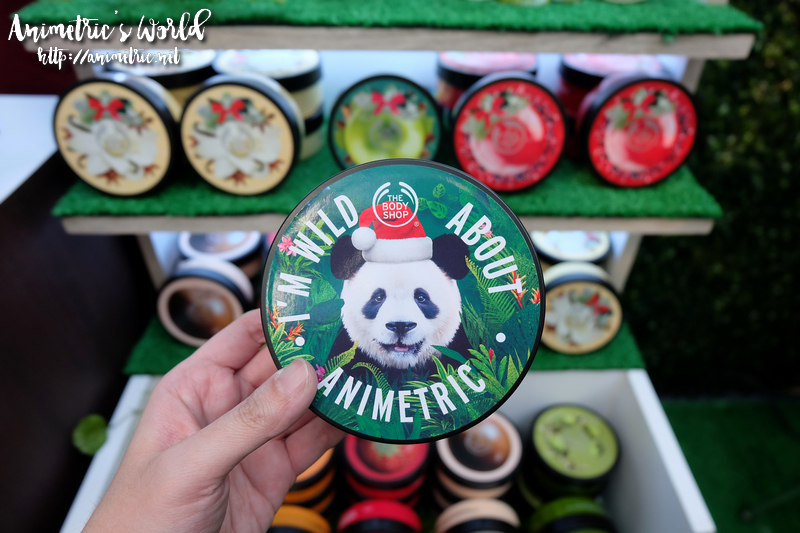 The Body Shop Holiday 2016