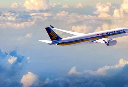 Singapore Airlines 70th Anniversary