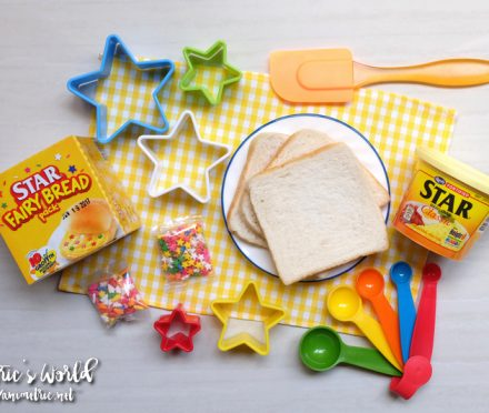 Star Margarine Fairy Bread