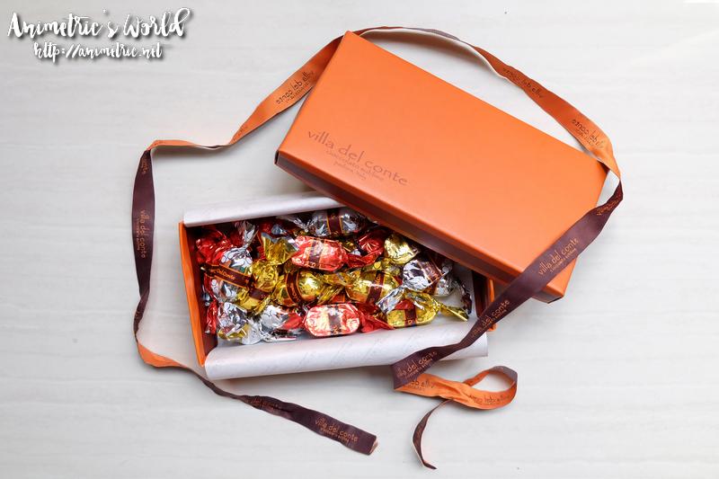 Villa Del Conte Bonta Dark Chocolates