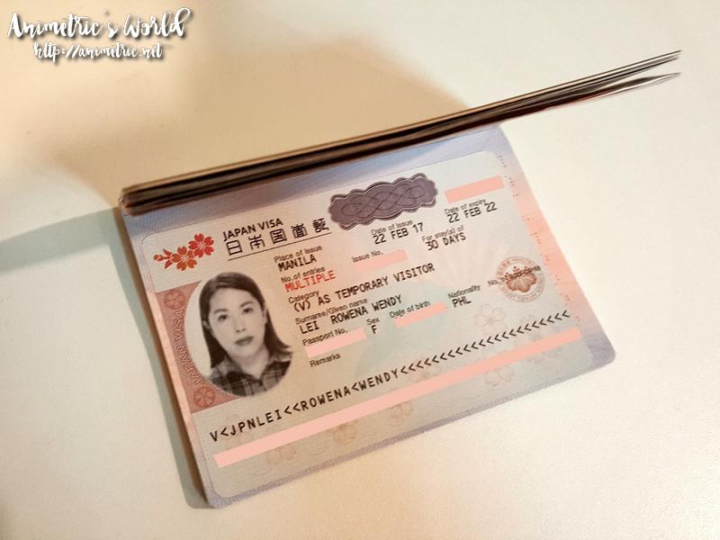 Japan Visa Application