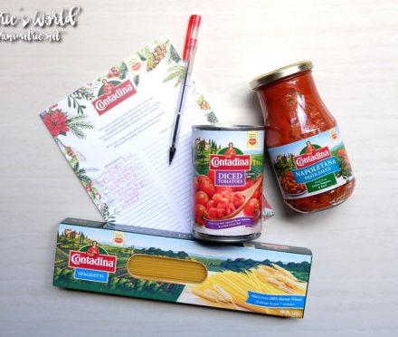 Contadina Tomato Pasta
