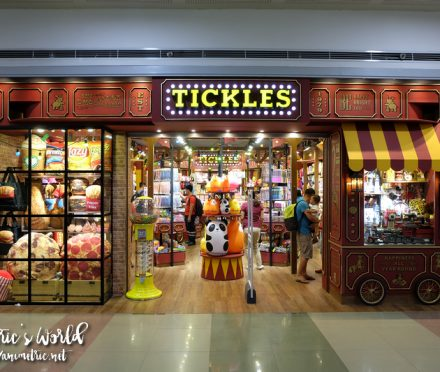 Tickles SM North Edsa