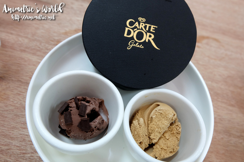Carte D'Or Gelato Philippines