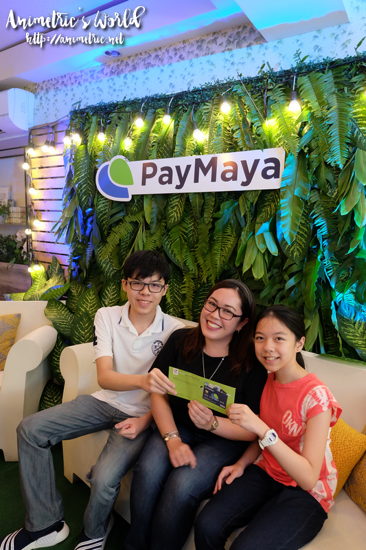 PayMaya for parents like me! - Animetric's World