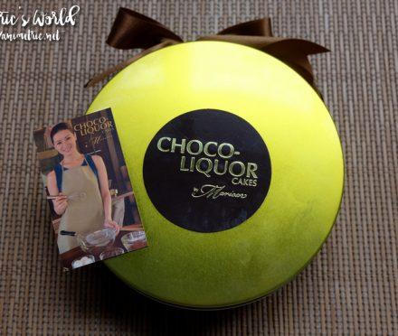 Choco Liquor Cakes by Maricar Reyes