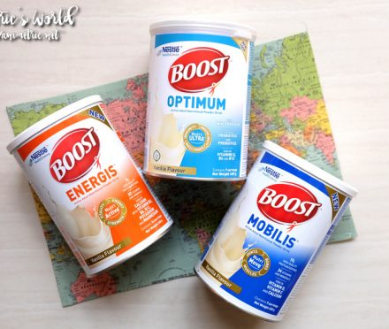 Nestle Boost