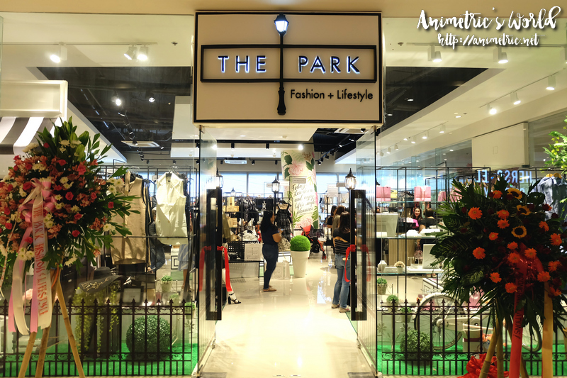 The Park Fashion + Lifestyle in Shangrila Mall