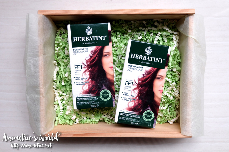 Herbatint Permanent Hair Colour Gel