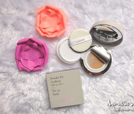 Laneige Powder Fit Cushion