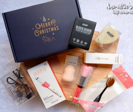 Althea Beauty Tools Box