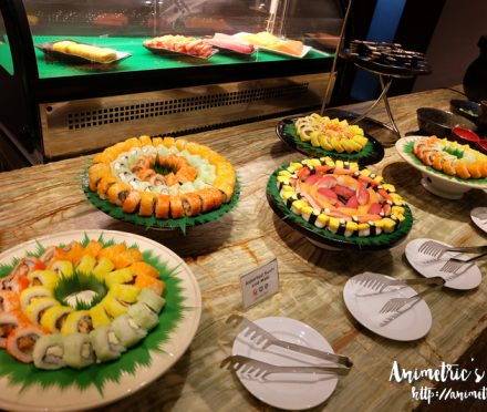 Luxent Hotel Dinner Buffet
