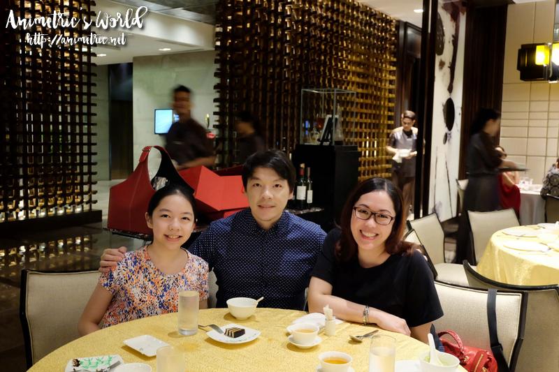 Lung Hin Restaurant Marco Polo Ortigas