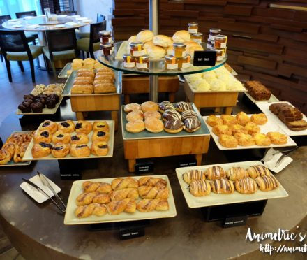 Cucina Breakfast Buffet