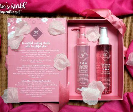 Happy Skin Sakura Bloom Collection