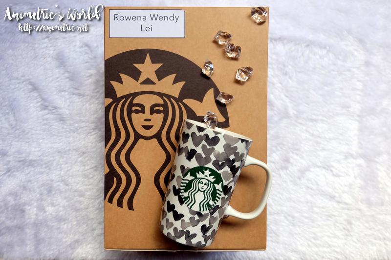 Starbucks Valentine Mug