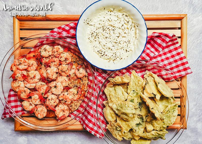 Animetric Cooks at Nuffnang Blogopolis