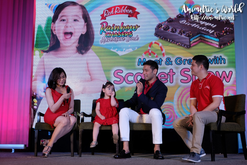 Scarlet Snow for Red Ribbon