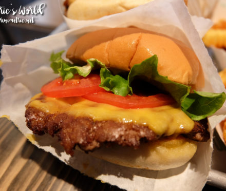 Shake Shack Yokohama Japan