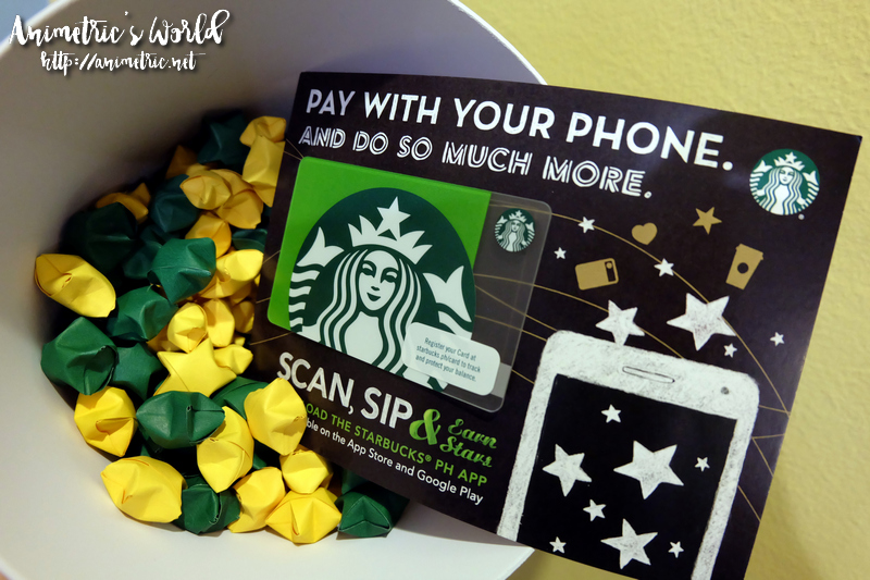 Starbucks PH App
