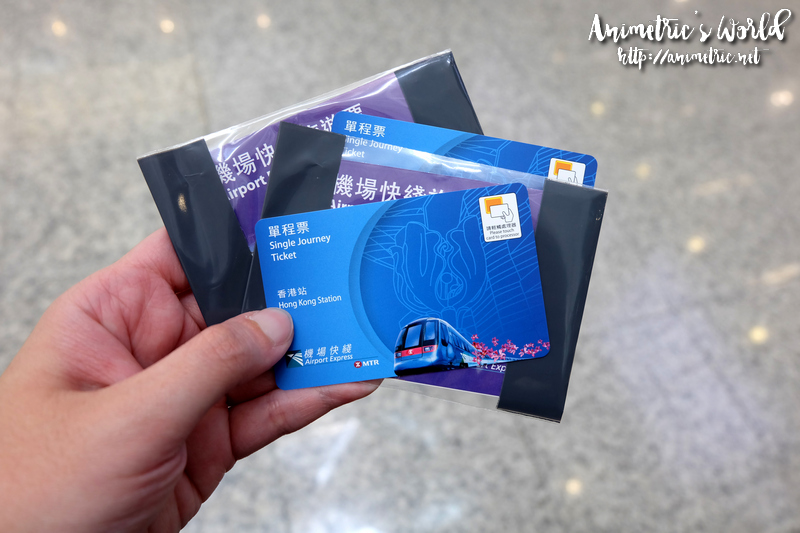 HK Airport Express and MTR Travel Pass via Klook