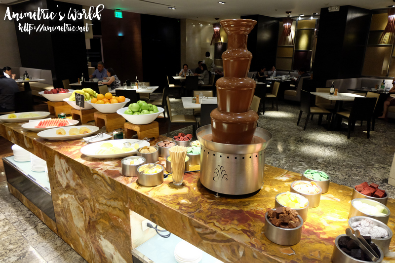 Marriott Dinner Buffet