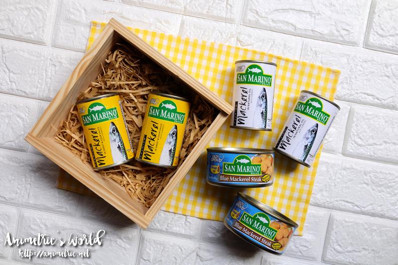 San Marino Premium Mackerel