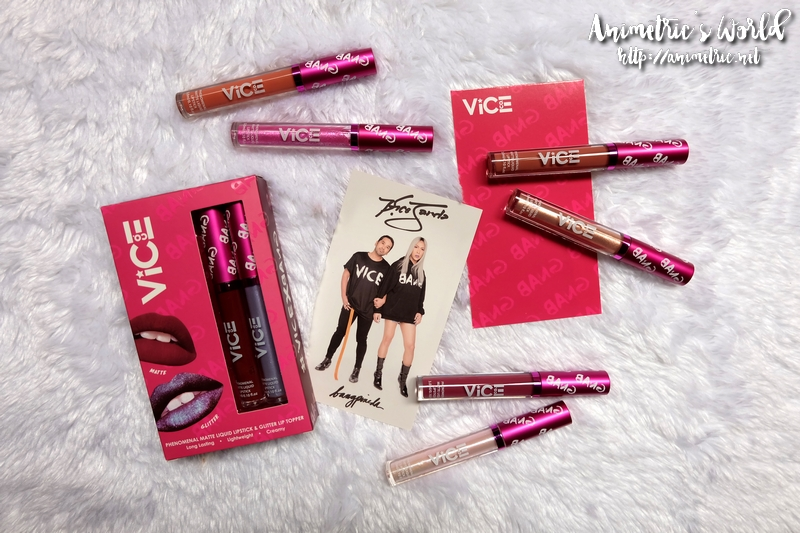 Vice x Bang Collection Review
