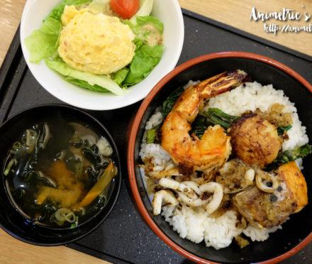Chibo Okonomiyaki Podium