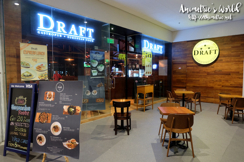 Draft Gastropub Ayala 30th