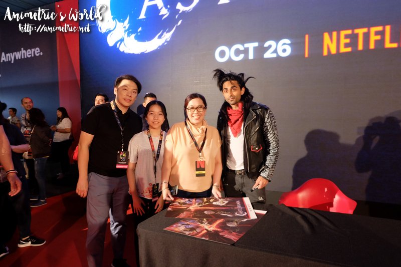 Netflix Asia Pop Comicon 2018