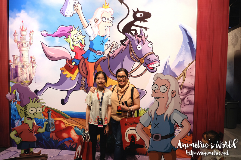 Netflix AsiaPop Comicon 2018