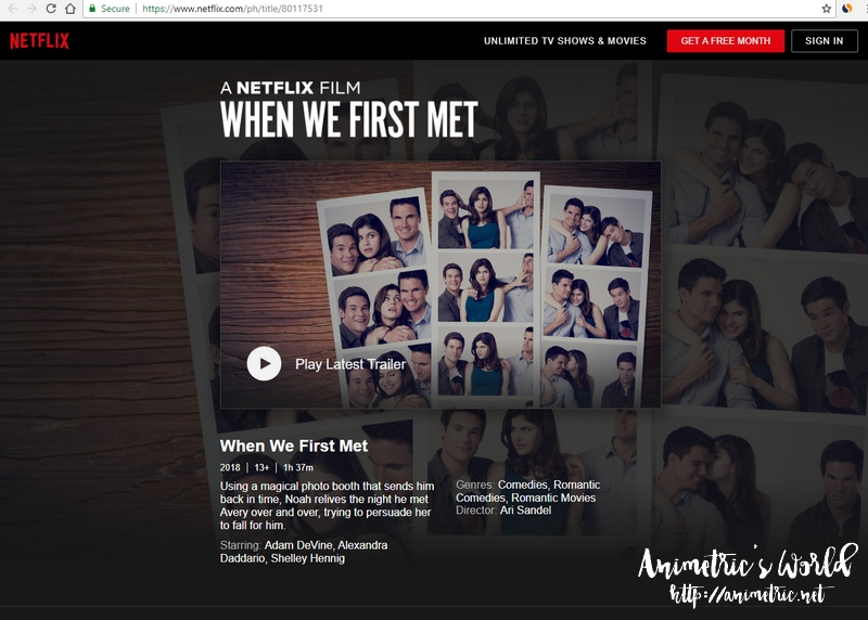 Netflix Rom-Coms