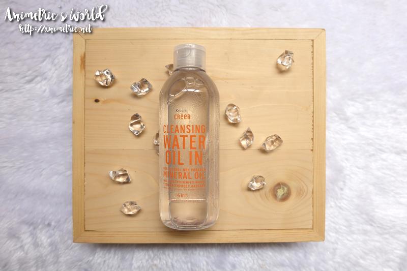 Kracie Kreer Spa Water